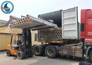China High Strength Stainless Steel Well Screen / Water Wire Screen For Petrochemical on sale