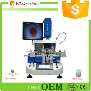 China Hot Air Soldering Station IR SMD Motherboard Repair Equipment with BGA Rework on sale