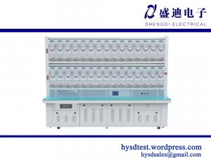 China Din Rail Meter Single Phase Energy Meter test bench(Integration) on sale