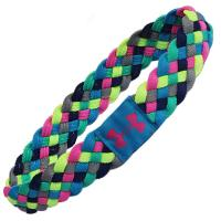Leather Straps Trendy Headbands Knitted Sport Elastic Fabric Headband For Man And Woman