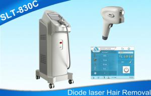 China Comfortable No Gels Cooling Diode Laser Hair Removal Machine Without Pain on sale