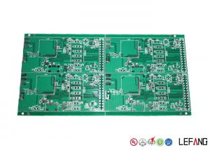 China TG130 FR4 PCB Industrial Circuit Board 4 Layers With HASL Surface Finish on sale