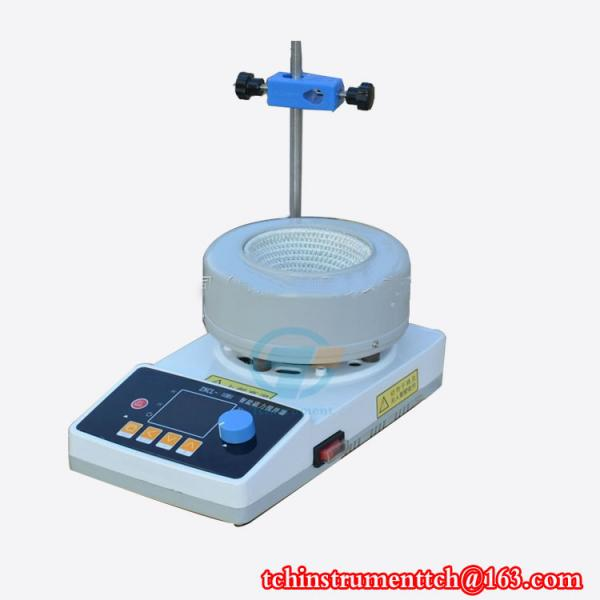 ZNCL-TS laboratory Electrical magnetic stirrer with heating mantle