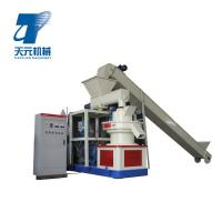 zhengzhou long history manufacturer good supplier high capacity customized vertical ring die pellet machine for sale