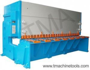 China Guilotine Shearing Machine on sale