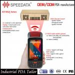 OEM Android PDA Integrated Programmable Rfid Reader LF with Barcode Scanner