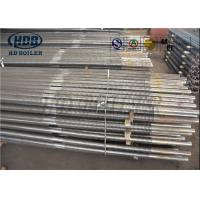 Stainless Steel Spiral Boiler Heat Exchanger , Boiler Repair Parts Fin Tube ASME Standard