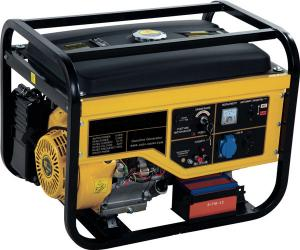 China AC Single Phase Portable Gasoline Powered Generator , 1000W Home Electric Generators on sale
