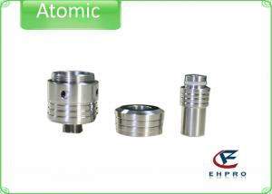 China SS Mechanical Mod E Cigarette Atomizer , Atomic Clone With Huge Vapor on sale