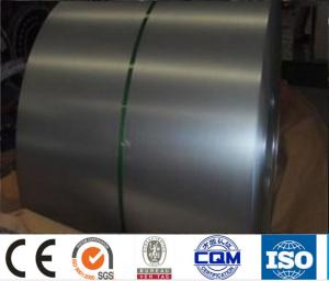 China Hot Dipped Galvanized Steel Coil 600 ~ 1500mm Width For Construction on sale