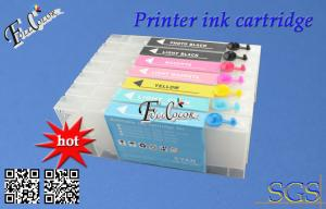 China 300ml ink Capacity Refillable Ink Cartridge for epson stylus pro4000 4000 inkjet printer on sale