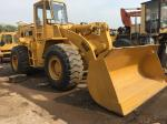 Hot Sale Used Caterpillar 966F Wheel Loader 20T weight  3306 engine with good condition and best price