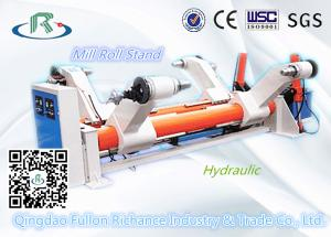 China M3 Series Hydraulic Shaftless Mill Roll Stand For Corrugated Paperboard Line on sale