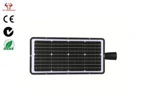 China 20-60W Solar Led Street Light ZHSL-16-20 16AH Batteries Die Casting Aluminum Body on sale