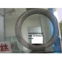 China AZ31B Magnesium alloy wire, AZ61A Magnesium welding wire, AZ91D magnesium welding wire, bar, billet AZ80 ZK60 AM60 wire on sale