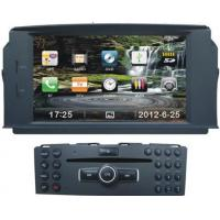 Digital Screen Mercedes Benz Comand DVD with Radio RDS Display , DVB-T AND SD Card