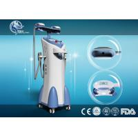 2 Handpieces Cryolipolysis Machine , Zeltiq Coolsculpting Machine For Body Slimming