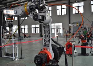 China 200-600V Laser Welding Robot , Laser Spot Welding Machine L750xW1620xH1340 on sale