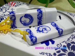 China OEM Ceramic USB Flash Drive on sale