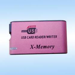 China USB1.1/2.0 XD Card Reader on sale