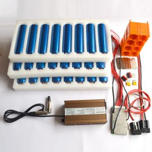 China DIY 72V15Ah 24S1P LiFePO4 HEADWAY BATTERY PACK KIT on sale