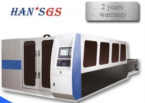 China Auto - focus Head Fiber Laser Digital Cutting Machines / Plate Cutter Machine on sale