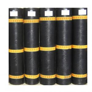 China China manufacturer SBS Modified Elastomeric Waterproofing bituminous Membrane on sale