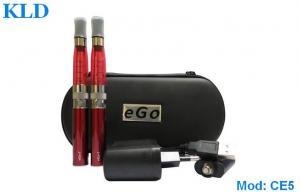 China 1100mAh Electronic Cigarette Starter Kits CE5+ portable vaporizer on sale