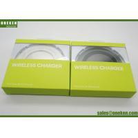 External Backup Power Bank QI Wireless Charger 6 ~ 10 mm 5V / 2A 100 - 150 KHz