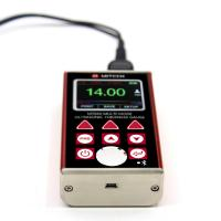 Adjustable Backlight Steel Thickness Gauge With Internal Bluetooth Module MT660
