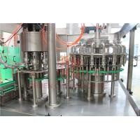 China 8000BPH Plastic Bottle Rinsing Filling Capping Machine Food Grade on sale