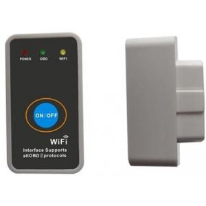 China iPhone OBD Scania VCI 2 , Super Mini ELM327 WiFi with Switch Work on sale