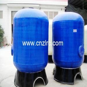 China Winder Fiberglass Pressure Tanks for RO System on sale