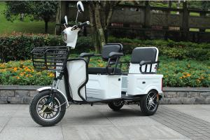 China Silent 60V 20Ah Lightweight 3 Wheel Electric Scooter on sale