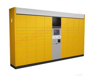 China Self service Smart Digital Post Parcel Delivery Electronic Locker in Public on sale