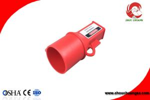 China High Quality Industrial PP Material Safety Loto Waterproof Socket Lockout ZC-D45-4 on sale