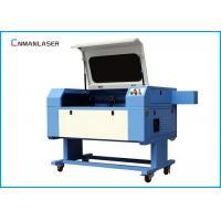 LCD Display Mini Laser CuttingMachine , Acrylic Leather Engraving Machine