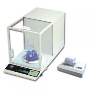 China 0.01mg Analytical Balance , Scientific Balance , Lab Weighing Balance on sale