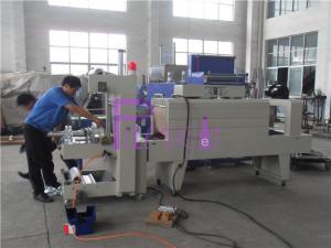China Machine à emballer de papier manuelle de bouteille de palette pour la boisson traitant 8 sacs/minute on sale