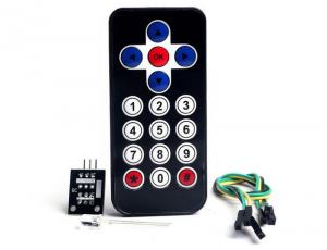 China Wireless Remote Control Arduino Starter Kit 38KHz Infrared IR Receiver Module on sale
