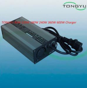 China 90W 120W 180W 240W Lifepo4 Lithium Ion Battery Chargers for Electric Motorcycle on sale