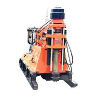 XY-4-3A Portable Engineering Drill Rig Reverse Circulation , Anchor Drilling Rigs