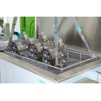 China Ultrasonic Motorcycles Engine Cleaning Machine Removes Oil Grease Rust Dirty on sale