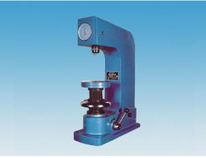 China Rockwell Hardness Testing Machine 10Kgf Pre - Load With Diamond Indenter on sale