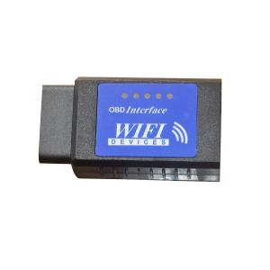 China ELM327 OBDII WiFi Diagnostic Wireless Scanner Apple IPhone Touch ELM327 OBD Diagnosis on sale