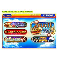 Casino games board WMS WS5-DJ-WA / WMS Slot Game Machine 5 IN 1 Game Board Custom slot  games mahcines gambling games