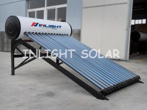 China Крыша 150Л надула солнечный нагреватель воды с кронштейном Анджелом 25 градусов, качеством еды on sale