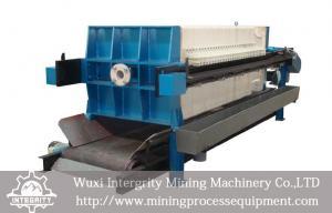China Separación de sólido-líquido automática de desecación de la prensa de filtro del barro on sale
