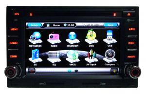 China Vw Golf 4 (Old) / Passat 2din 6.5 Inch Vw Dvd Gps With  English, Dutch,Spanish, Italian, French Language on sale