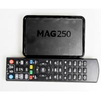 Digital IPTV Box MAG250 with IPTV Account of the 1st year free account